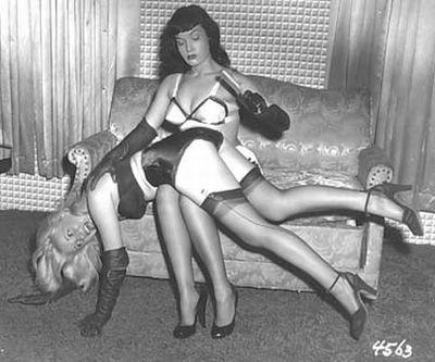 old time spankings